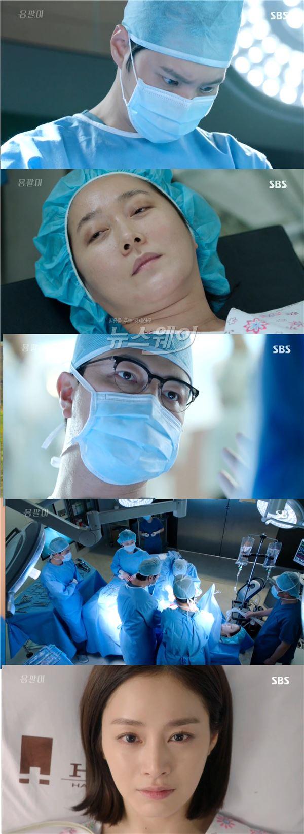 종영 '용팔이' 남긴것 ③, 주원 흥행킹 우뚝… 시청률+연기력 독보적