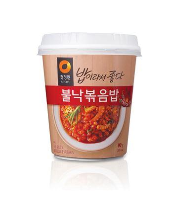 청정원, 수능생 응원 '불낙 이벤트' 진행