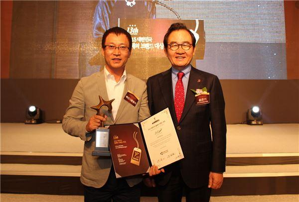크로커다일레이디, 12년 연속 '대한민국 올해의 브랜드 대상' 수상