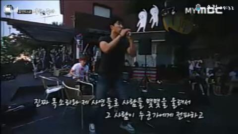 히든싱어4 김진호, 대학로 무료공연 나선 사연은?
