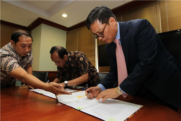 대림산업, 인도네시아 수력발전소 공사 수주