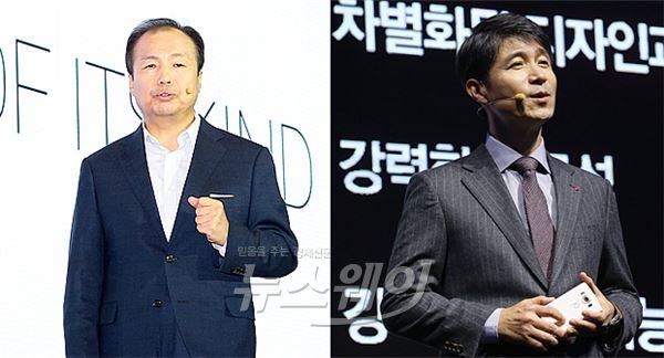 연말 인사철 '카운트다운'…신종균·조준호의 운명은?
