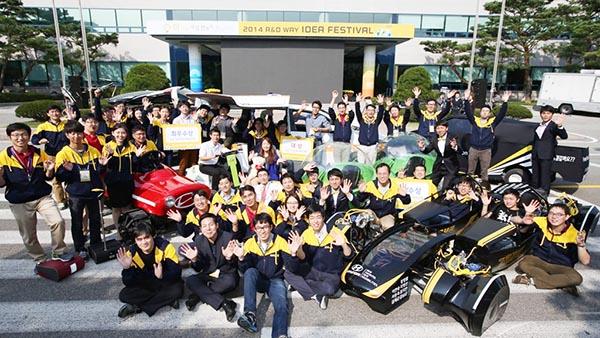 현대차그룹, '2015 R&D 아이디어 페스티벌' 개최