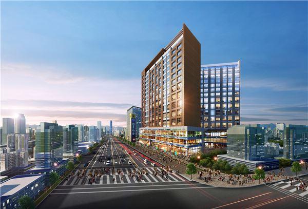 현대건설, 힐스테이트 에코 문정' 오피스텔 이달 분양