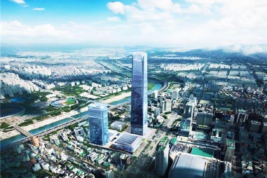 서울시-현대차그룹, 글로벌비즈니스센터(GBC) 건립 지원 논의