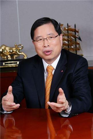 박진수 LG화학 부회장의 끝없는 '중국사랑'
