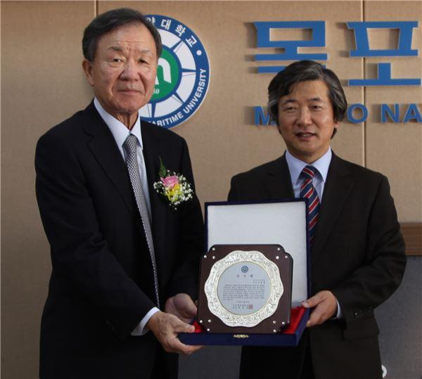 한국선주협회, 목포해양대에 5억 6천만 원 기탁
