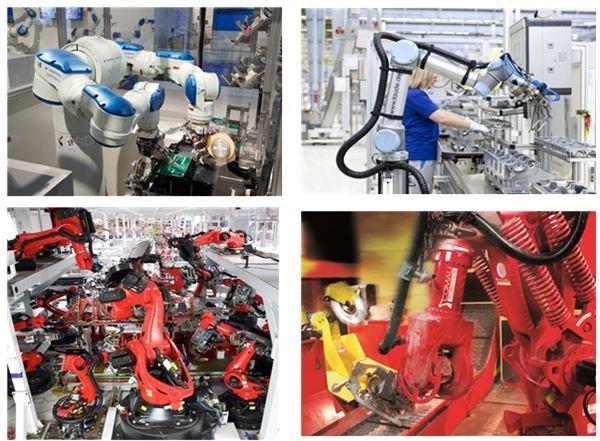 산업부-삼성전자, 차세대 제조용 로봇 개발에 167억원