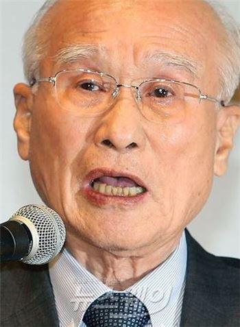 팔순 앞둔 김우중 전 대우 회장, 싱가포르서 마지막 강연