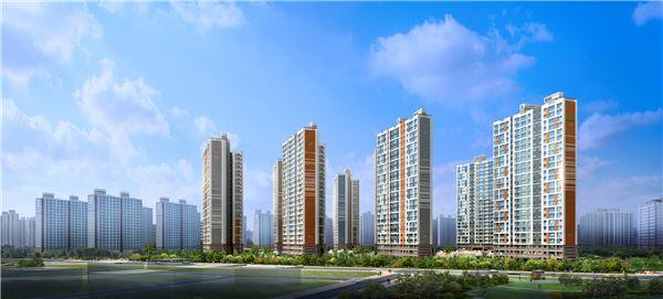 호반건설, '가정 호반베르디움 더센트럴' 23일 분양