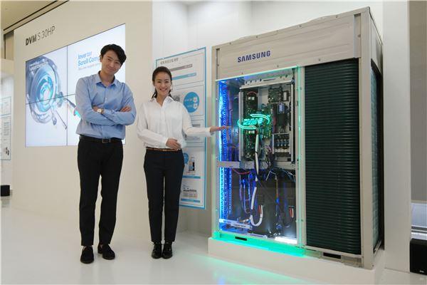 """윤부근 사장 """"삼성 에어컨 사업, 100억달러 규모로 육성"""""""