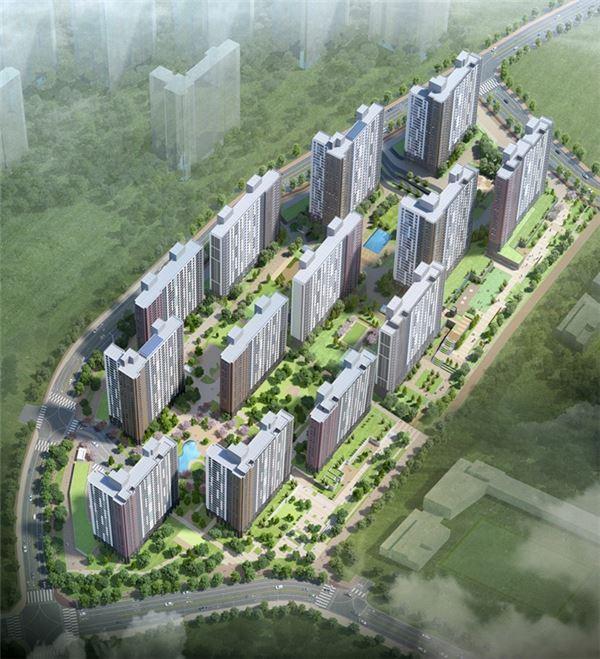 '나포츠족' 니즈 맞춘 아파트 단지 인기
