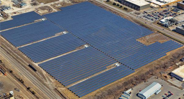 한화큐셀, 美 텍사스에 170MW 규모 태양광발전소 건설