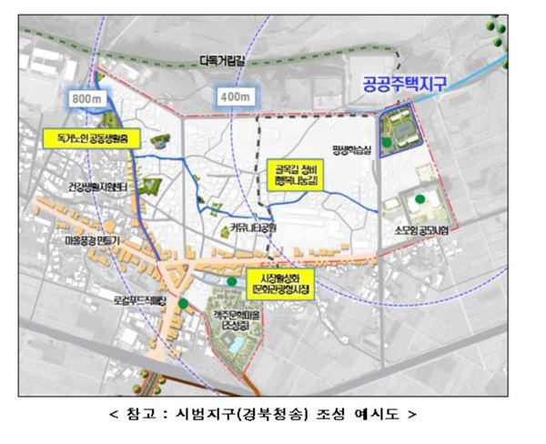 국토부, '마을정비형 공공임대주택 공급모델' 추진