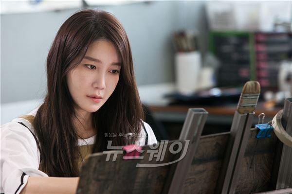 이지아, 멜로킹 지진희와 랑데뷔… 단막극 '설련화' 안방 컴백
