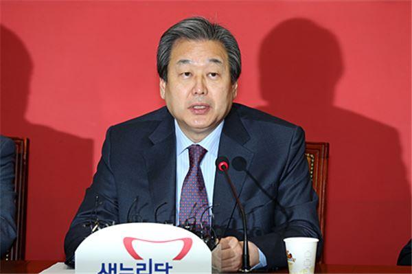 """김무성 """"중견기업은 새로운 성장 엔진…규제 지속적 완화"""""""
