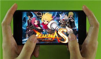 게임빌 '제노니아S' 글로벌 구글·애플 동시 출시