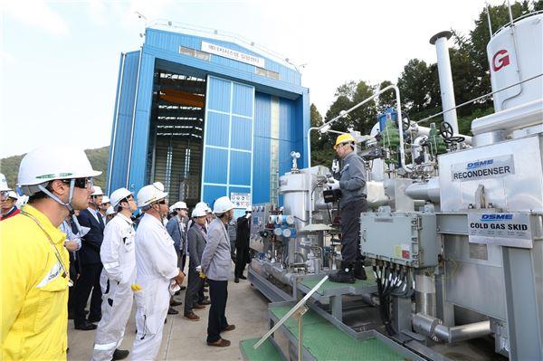 대우조선, 'LNG 운반선 기술력'으로 호평