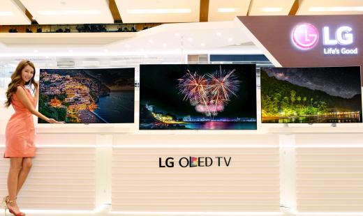 디스플레이업계, 차세대 성장동력 OLED 시장 키운다