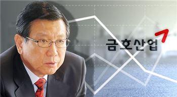 박삼구式 '복안'에 쏠리는 재계의 눈
