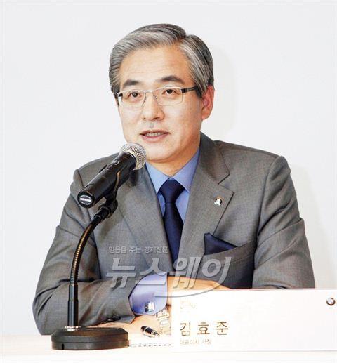 김효준 BMW 대표 '부드러운 리더십' 글로벌 임원까지 탄생시켜