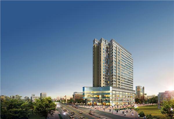 현대건설, '힐스테이트 에코 미사' 오피스텔 11월 분양