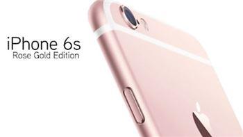 아이폰6s 로즈골드 VS 갤노트5 핑크골드…휴대폰 '컬러전쟁' 본격화