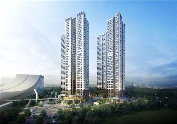 현대건설, 경기 고양 '힐스테이트 킨텍스' 이달 분양