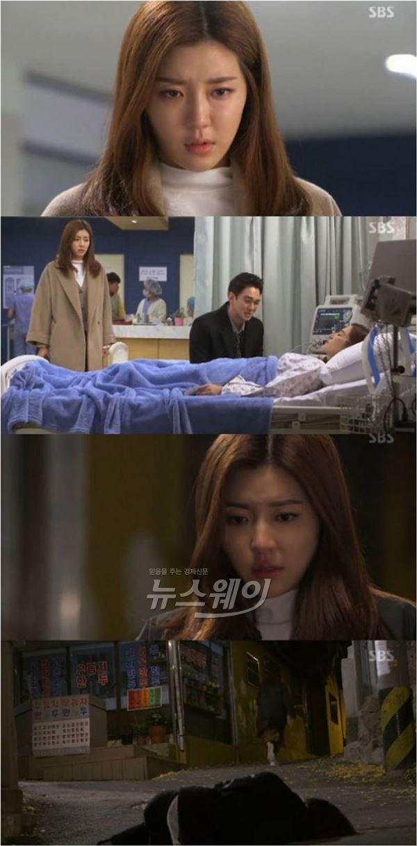 """박한별, 국민 욕받이 등극… '애인있어요' 김현주에 """"그대로 죽어라"""""""