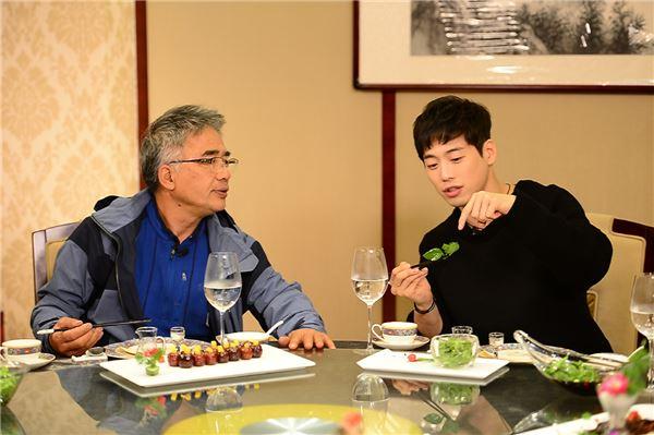 김재원, 연기위해 15kg 감량… 천상배우 시청자 감탄 (식사하셨어요?)