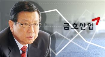 박삼구 회장, 금호산업 탈환 9부능선 넘었다