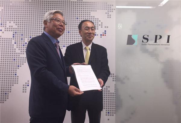 SKC 자회사 바이오랜드, 日 SPI와 상호협력 강화
