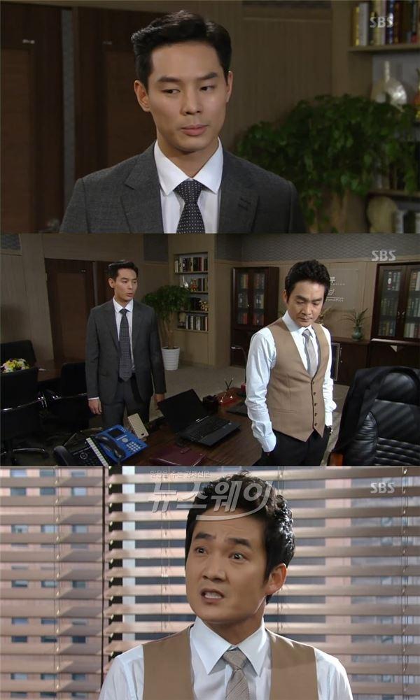 """[어머님은내며느리]김정현 """"심이영, 사랑하지만 저주스럽다"""""""