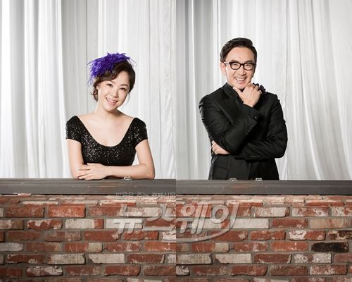 '복면가왕' 떡사세요 김민희, '마녀의 성' 합류… 김승환과 부부호흡