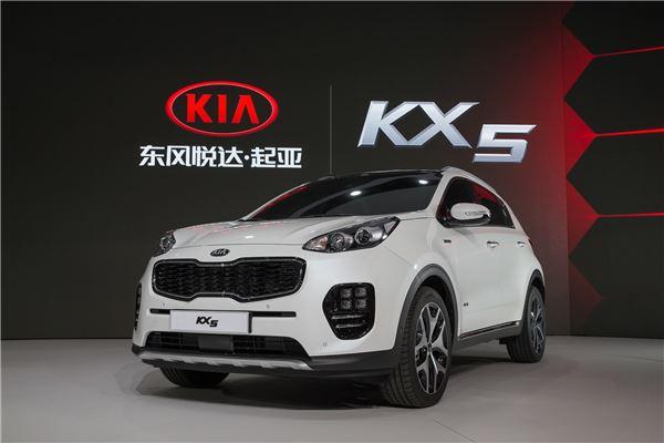 기아차, 中광저우모터쇼서 중국형 신형 스포티지 'KX5' 첫선