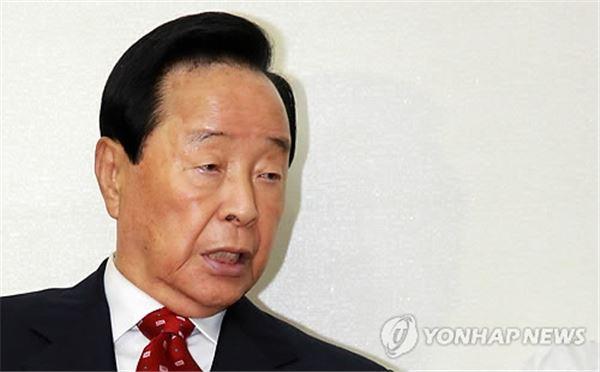 김영삼 전 대통령, IMF국가 부도 사태 그림자