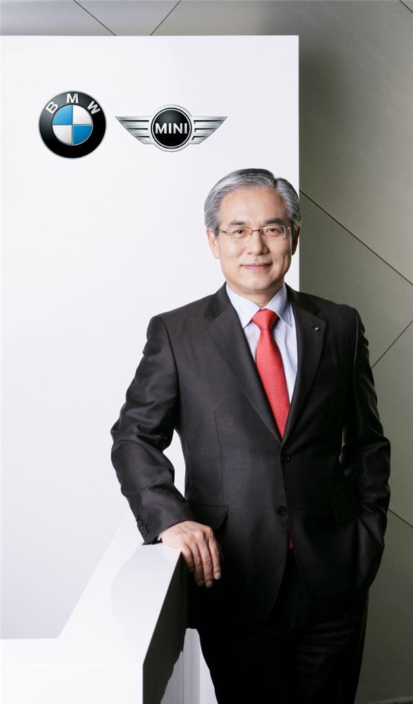 김효준 BMW 대표, 2015 한국경영사학회 'CEO대상' 수상