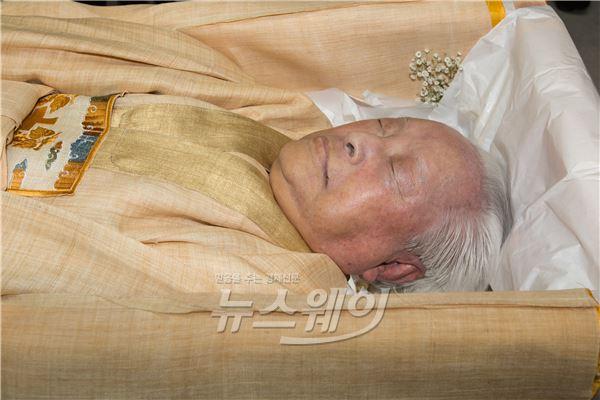 김영삼 전 대통령, 영면의 길로