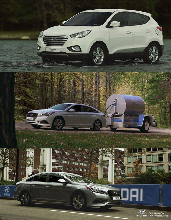 현대차, '친환경차 라인업' 글로벌 동영상 공개