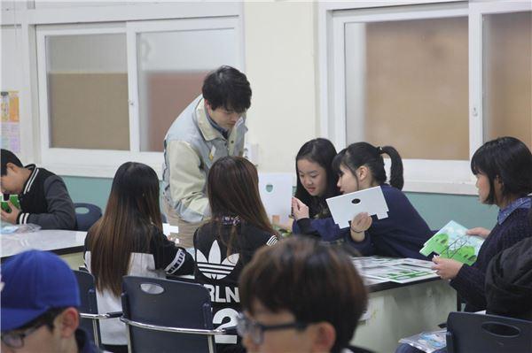 효성, 초등학생 대상 '주니어 공학교실' 개최