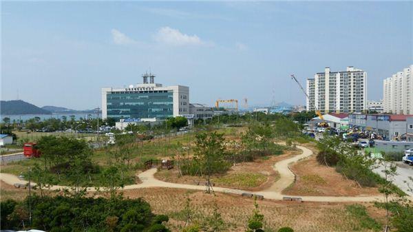 목포시, '2015 자연환경대상 공모전' 우수상 수상