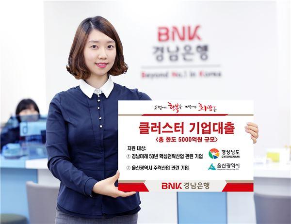 경남銀, '클러스터 기업대출' 출시