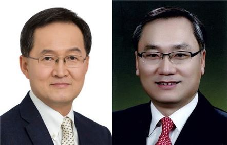 한화테크윈, 민수·방산 독립경영 체제로…김철교·신현우 각자 대표