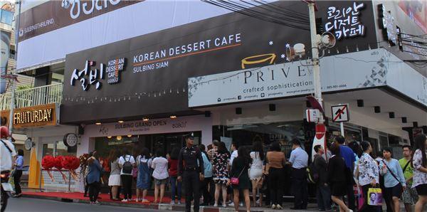 동남아로 간 韓 카페…인기요소는?