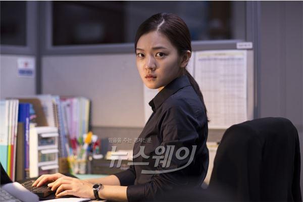 고아성, '판시네 판타스틱 영화제' 여우주연상 수상… '오피스' 쾌거