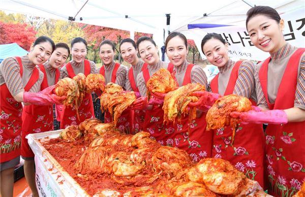 금호아시아나, 계열사별 연말 사회공헌활동 진행