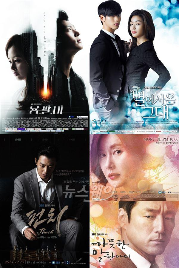 HB엔터, '별그대' 이어 '용팔이'로 2년연속 한류대상 수상