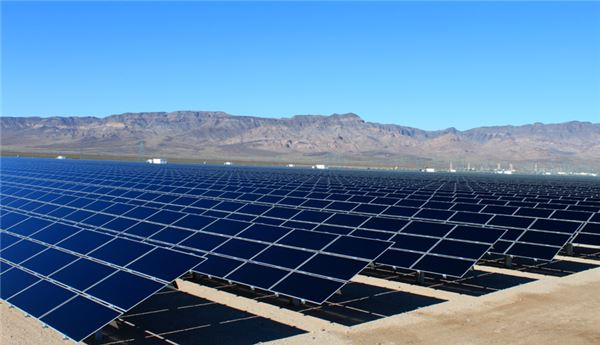 중부발전, 美 네바다주에 100㎿급 태양광 발전소 착공