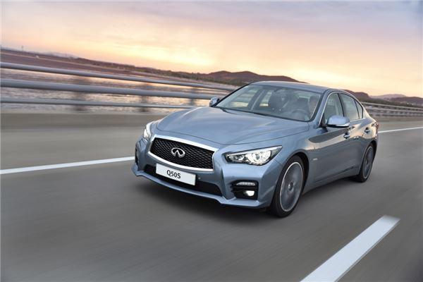 인피니티 Q50, 수입차 최초 '올해의 안전한 차' 수상