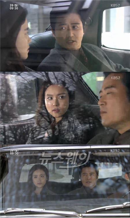 서윤아VS임호, 이하율 두고 대립 '팽팽'
